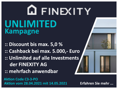 Crowdinvesting FINEXITY